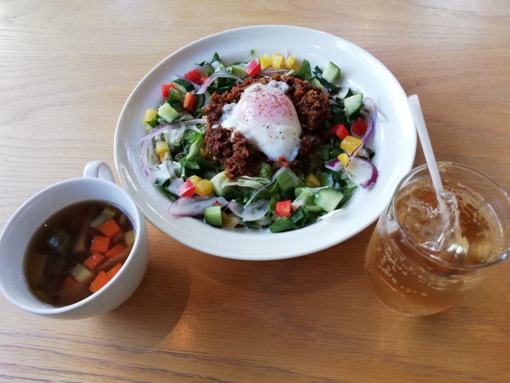 Cafe Salad taberu(カフェサラダタベル)日替わりランチ