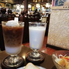 三本コーヒーメニュー