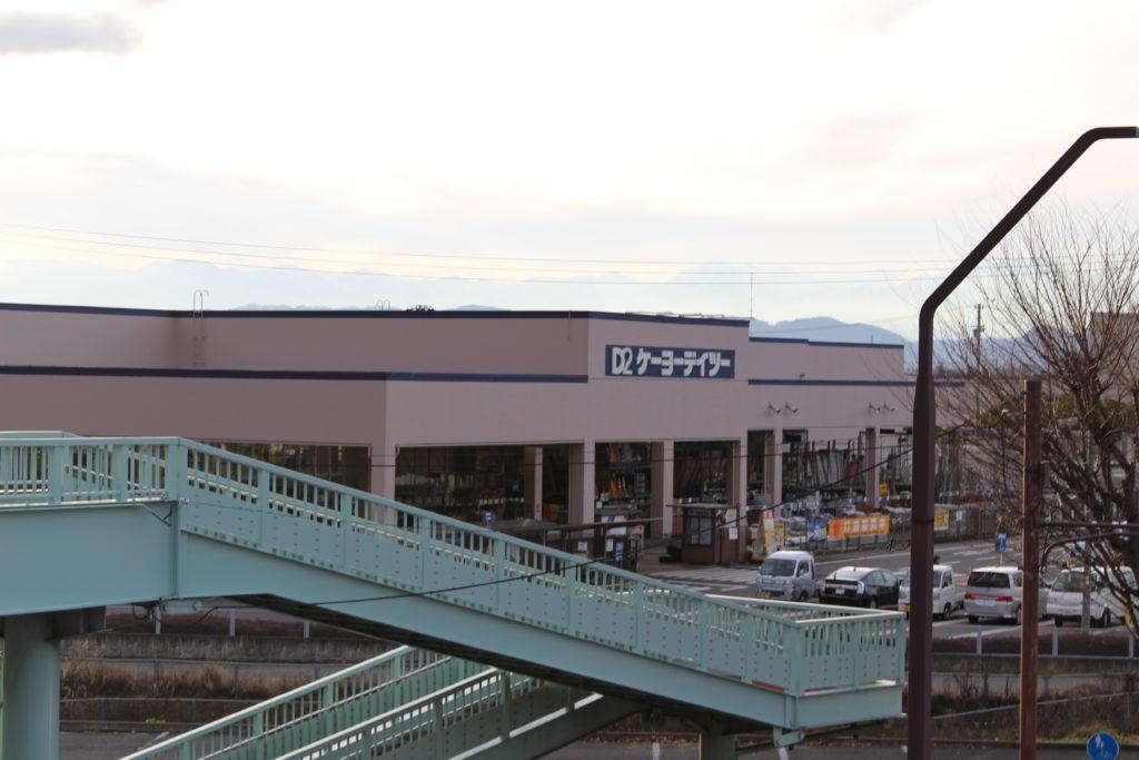 須坂長野東インター周辺のケイヨーデイツーの写真