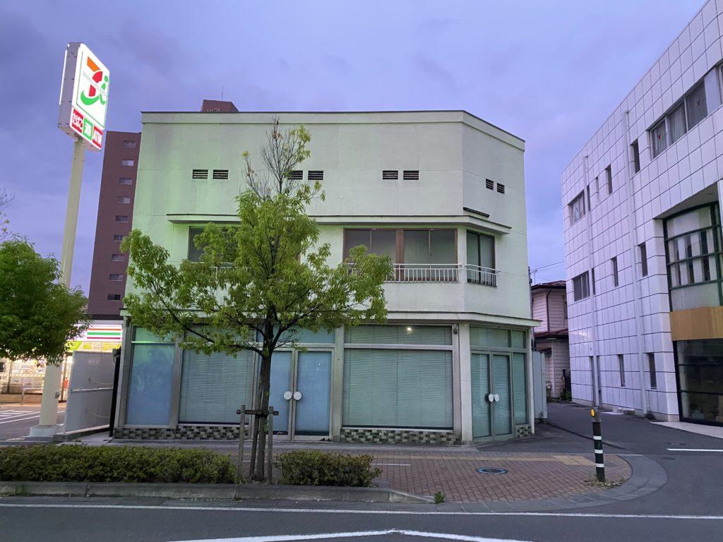 長野市のtorantoroa33(トラントロア)開店予定地周辺の様子3